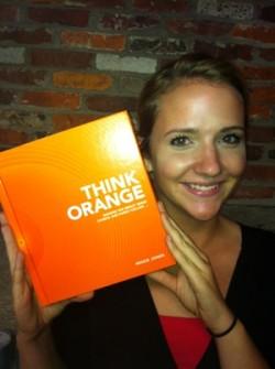 think orange book