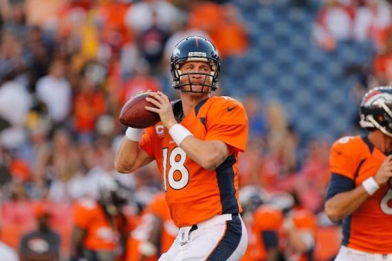 Peyton Manning Orange